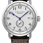 Hamilton Khaki Navy Pioneer Small Second 40mm Silver Dial T