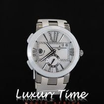 Ulysse Nardin Executive Dual Time Lady Ladies Watch