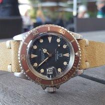Tudor Prince Oysterdate Tropic Submariner Watch Ref 76100
