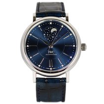 IWC Portofino Automatic Moon Phase 37 Edition Laureus Sport