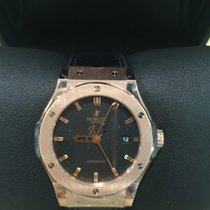 Hublot CLASSIC FUSION 18K ROSE GOLD 42MM