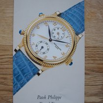 Patek Philippe Manual ( Anleitung ) ref. 4864 in English