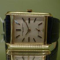 VACHERON CONSTENTIN vintage rectangular ref 6250 gold 18ct...