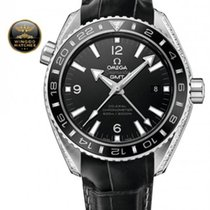 Omega - PLANET OCEAN 600 M OMEGA CO-AXIAL GMT 43,5 MM