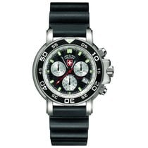 Swiss Military Watch Navy Diver 500 Scuba 24661