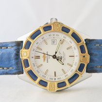 Breitling Lady J 18k Gold Steel White Dial  (Original Breitlin...