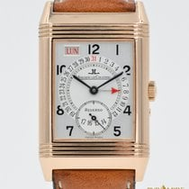 Jaeger-LeCoultre Reverso DayDate Rose Gold 270.2.36 Full Set