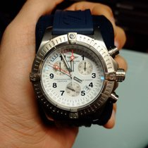 Breitling Chrono Avenger M1 E73360. Originally purchased in