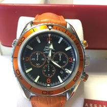 Omega Seamaster Planet Ocean Chrono CO-AXIAL