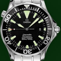 Omega Seamaster 300M Automatic 41mm Black Dial Box&Papers