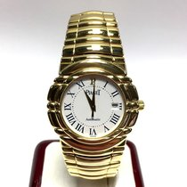 Piaget 18k Solid Yellow Gold Automatic Men's/unisex Watch...