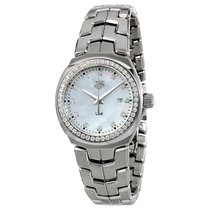 TAG Heuer Lady Link Mother of pearl Dial Ladies Watch