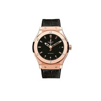 Hublot Classic Fusion  18k Rose Gold Mens WATCH 511.OX.1180.LR