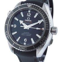 Omega 232.32.42.21.01.003 Seamaster Planet Ocean 42mm Mens...