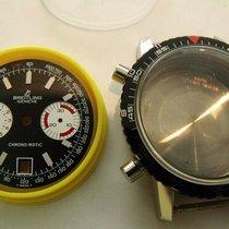 """Breitling """"Full set""""boitier,lunette,verre,poussoirs et..."""
