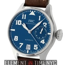 IWC Pilot Collection Big Pilot 7 Day Power Reserve Le Petit...