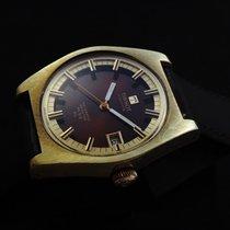 Tissot Vintage Seastar PR 516 18k Gold 70's
