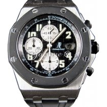 Audemars Piguet Royal Oak Offshore Rubberclad Rubber Clad Black