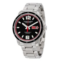 Chopard Mille Miglia GTS Automatic Black Dial Silver Stainless...
