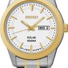 Seiko Solar SUT162P1 Damenarmbanduhr Klassisch schlicht