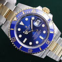 Rolex Submariner Two-Tone NEW