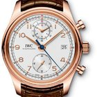 IWC Portuguese Chronograph Classic - Red gold IW390402