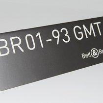 Bell & Ross Booklet / Beschreibung für Modell BR01-93 GMT