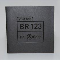 Bell & Ross Technische Anweisung für Modell BR 123