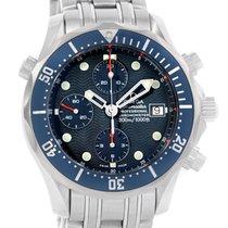 Omega Seamaster James Bond Steel Chrono Diver Watch 2599.80.00