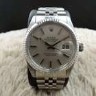 Rolex DATEJUST 16014 SS Original Silver Dial With Solid...
