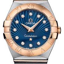Omega Constellation Brushed 24mm 123.20.24.60.53.001