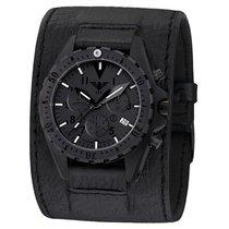 KHS Uhren Herrenuhr MissionTimer 3 Titan Chronograph XITAC |...
