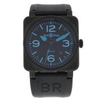 Bell & Ross Aviation BR0392-BLUE (14696)