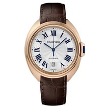 Cartier Cle Automatic Mens Watch Ref WGCL0004