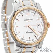 Longines Saint Imier Two-Tone Steel & Rose Gold Watch Date...