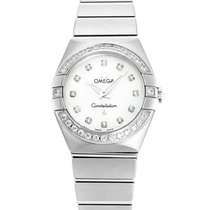 Omega Watch Constellation Mini 123.15.24.60.55.001