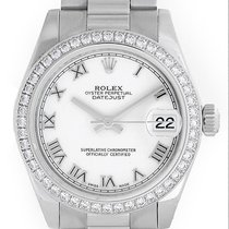 Rolex Platinum Rolex Lady 31 Ladies 31mm President Watch...