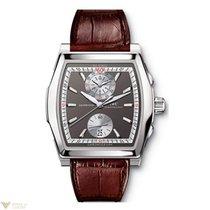 IWC DA Vinci 18k White Gold Men's Watch