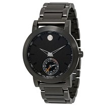 Movado Museum Sport Motion Black Dial Mens Multifunction Watch...