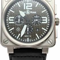 Bell & Ross BR01-94 Chronograph Titanium Ultralight