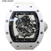 Richard Mille RM 055 Bubba Watson White Pre-owned