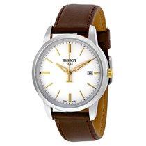 Tissot T-Classic Dream White Dial Mens Watch T0334102601101