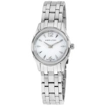 Hamilton Jazzmaster Lady Quartz Diamond Women's Watch...