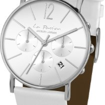 Jacques Lemans La Passion LP-123B Damenarmbanduhr flach &...