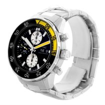 IWC Aquatimer Automatic Chronograph Day Date Mens Watch Iw376701