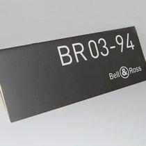 Bell & Ross Booklet / Beschreibung für Modell BR03-94