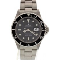Rolex Men's Rolex Submariner Date 16610T Stainless Steel