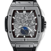 Hublot : 42mm Spirit of Big Bang Moonphase King Titanium...