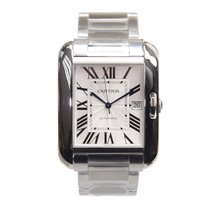 Cartier Tank Anglaise W5310008 Watch