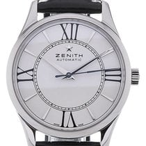 Zenith Heritage 33 Automatic Leather
